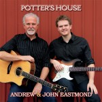 Potter's House cd by Andrew & John Eastmond