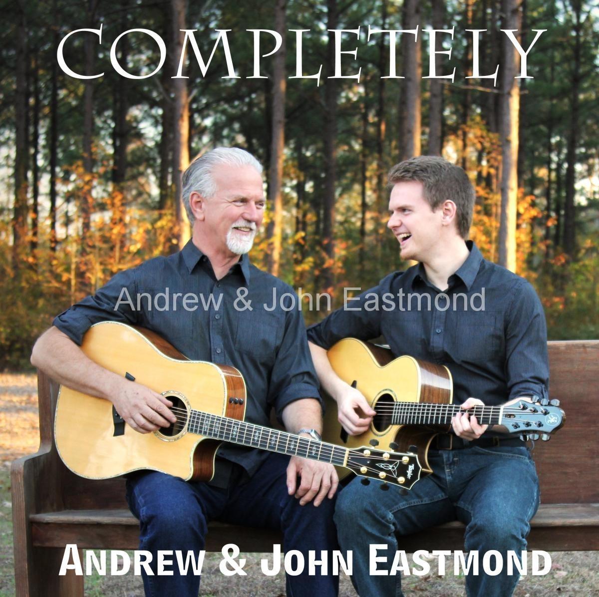 Completely cd by Andrew & John Eastmond